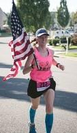 Erin W Flag Pic